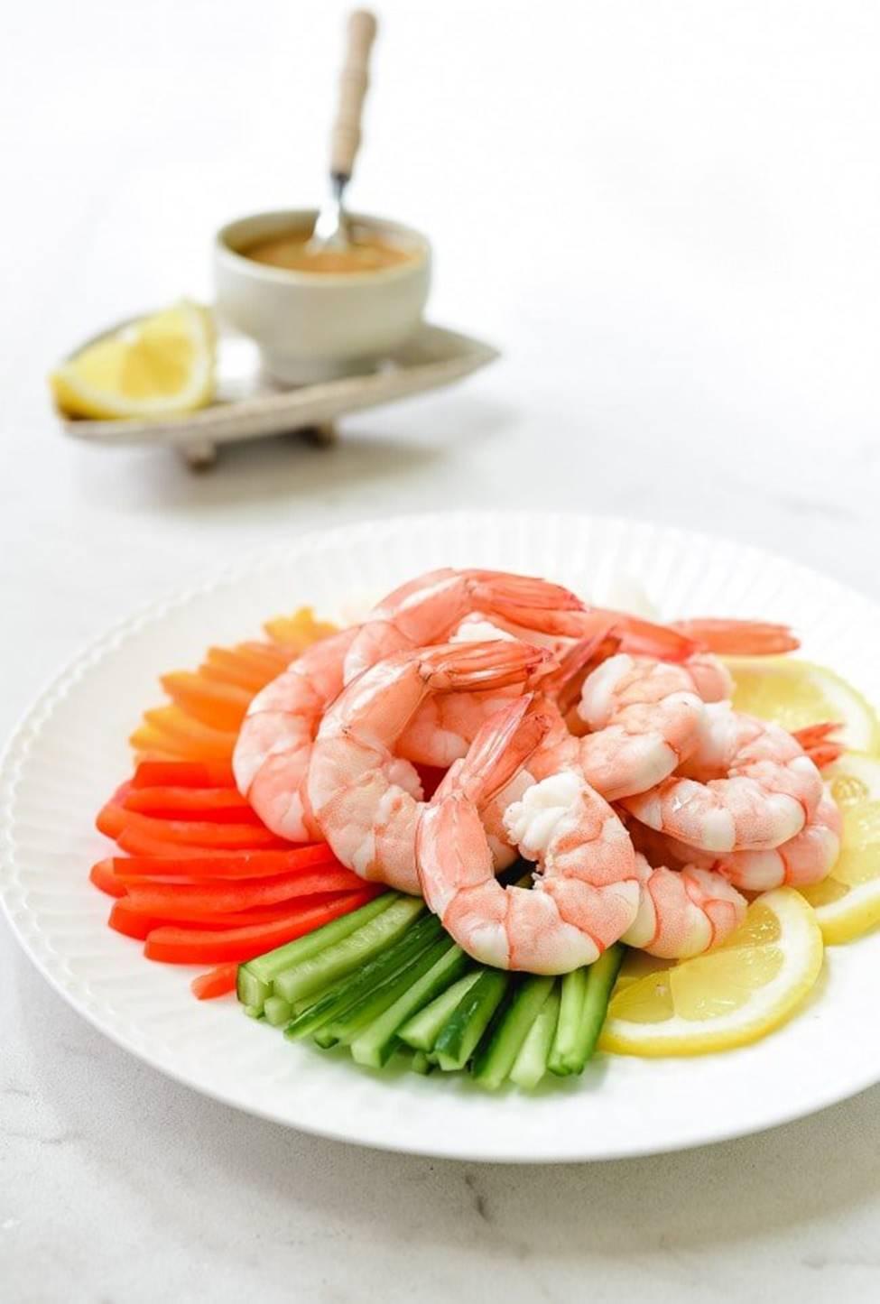 Muốn giảm cân, bạn đừng bỏ qua món salad tôm ngon tuyệt này nhé!-5