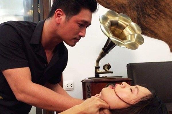 Hồng Diễm nói về kết phim Hoa hồng trên ngực trái, Khuê sẽ về với Thái?-5