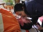 Chỉ sau 2 tháng kết hôn, người chồng nhẫn tâm thiêu sống vợ trẻ sau trận cãi vã khiến cô thừa sống thiếu chết-3