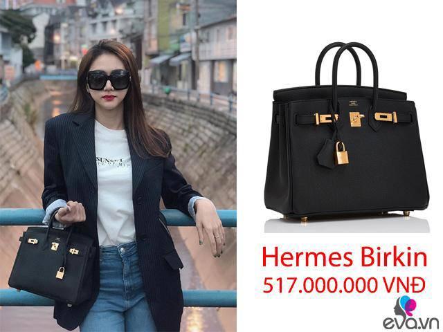 Bóc đại hai chiếc túi của Hương Giang, chúng ta có thể mua được 1 căn nhà!-6
