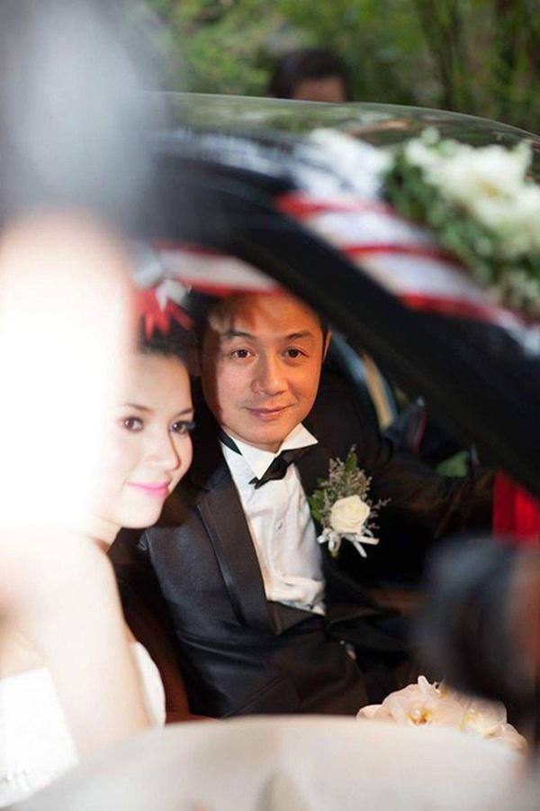 3 MC kết hôn lần 2: Vợ đều cách xa chục tuổi, đẹp không thua Hoa hậu - người mẫu-2