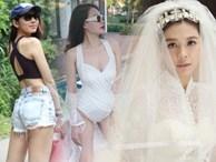3 MC kết hôn lần 2: Vợ đều cách xa chục tuổi, đẹp không thua Hoa hậu - người mẫu