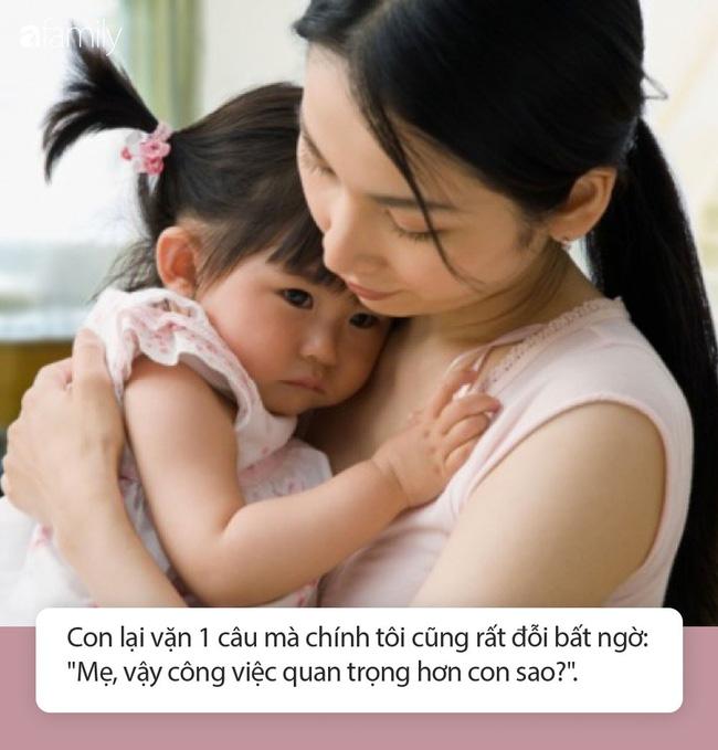 Luôn đón con muộn nhất lớp mẫu giáo, rồi một ngày mẹ điếng người với câu nói của con-1