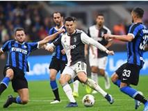 Ronaldo không gặp may trong ngày Juventus thắng Inter 2-1