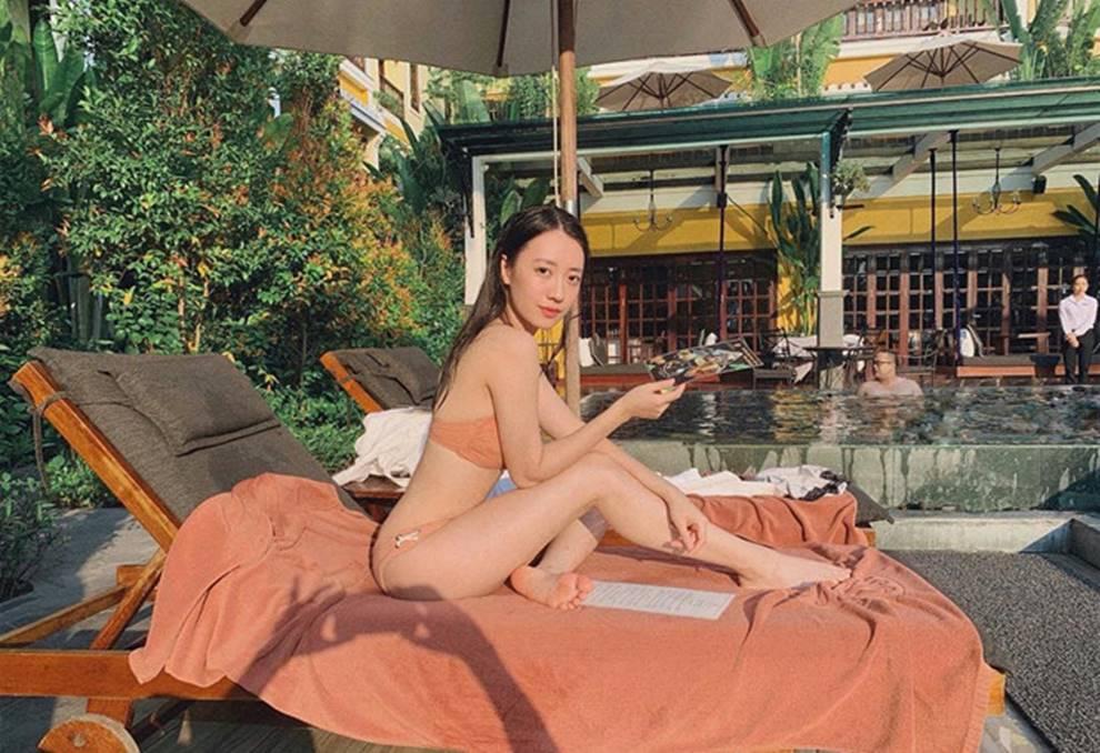 Nhan sắc nóng bỏng của bạn gái Rocker Nguyễn-3