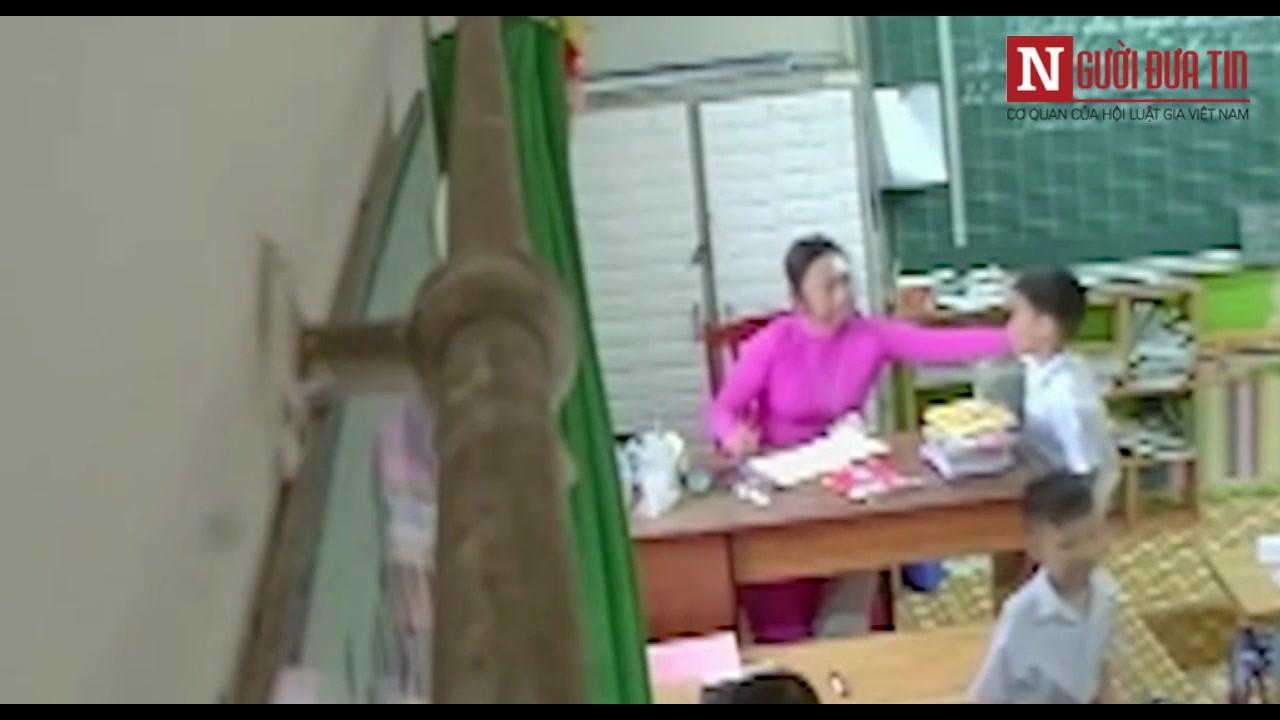 Cô giáo liên tục bạt tai học sinh lớp 2 tại TP.HCM có thể bị xử lý về tội Cố ý gây thương tích-2