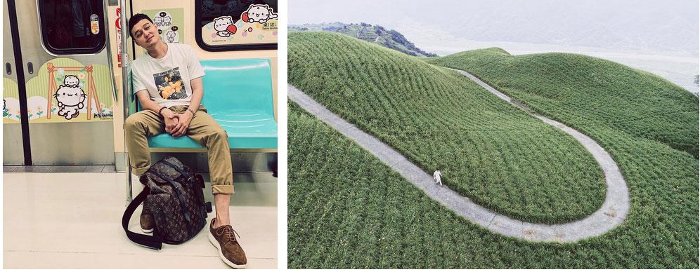 Chàng ca sĩ Quang Vinh bao năm bị đồn là thiếu gia Nguyễn Kim: Bỏ hào quang sân khấu để theo đuổi đam mê du lịch với những bức ảnh chất hơn nước cất-19