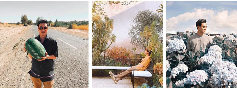 Chàng ca sĩ Quang Vinh bao năm bị đồn là thiếu gia Nguyễn Kim: Bỏ hào quang sân khấu để theo đuổi đam mê du lịch với những bức ảnh chất hơn nước cất-21