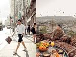 Giấu kín hôn phu đại gia, Phạm Hương sung sướng được người ấy chăm sóc, nấu món ăn đặc biệt-10