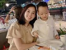 Mẹ đơn thân Ly Kute viết tâm thư cho con trai sau đêm hẹn hò đặc biệt