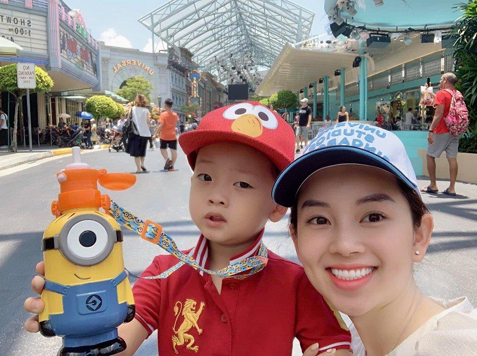 Mẹ đơn thân Ly Kute viết tâm thư cho con trai sau đêm hẹn hò đặc biệt-7