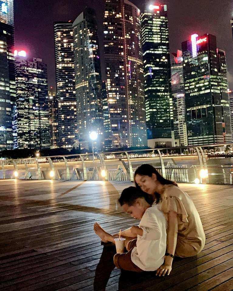 Mẹ đơn thân Ly Kute viết tâm thư cho con trai sau đêm hẹn hò đặc biệt-6