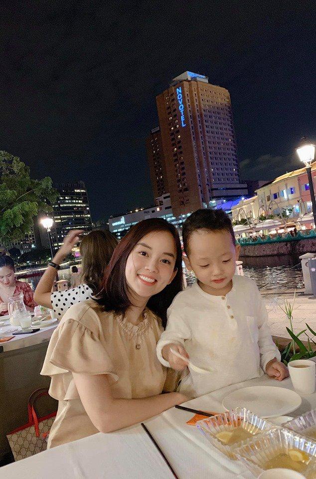 Mẹ đơn thân Ly Kute viết tâm thư cho con trai sau đêm hẹn hò đặc biệt-5
