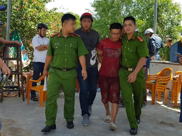 Chân dung tên cướp đâm chết cụ bà 71 tuổi và làm trọng thương cô gái sau khi mua dâm trong quán hớt tóc ở Đà Nẵng-1