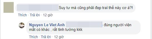 Qua rồi cái thời bị chê phẫu thuật lỗi, nhan sắc Việt Anh hiện tại đã chuẩn soái ca và được khen-3