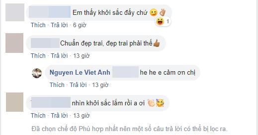 Qua rồi cái thời bị chê phẫu thuật lỗi, nhan sắc Việt Anh hiện tại đã chuẩn soái ca và được khen-2