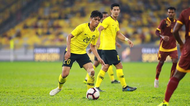 Tiền đạo Malaysia đánh giá tuyển Việt Nam tương đồng Sri Lanka-1
