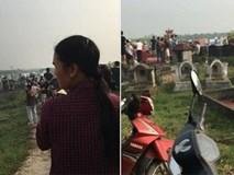 Mẹ đơn thân ở Hưng Yên nghi bị sát hại, phi tang tại nghĩa trang