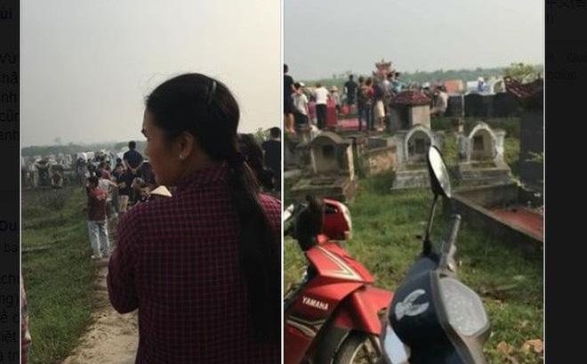 Mẹ đơn thân ở Hưng Yên nghi bị sát hại, phi tang tại nghĩa trang-1