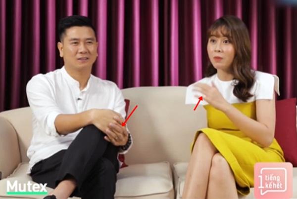 Diễn sâu trước mặt công chúng là thế nhưng hóa ra Lưu Hương Giang và Hồ Hoài Anh lại để lộ sơ hở đã chia tay từ trước?-2