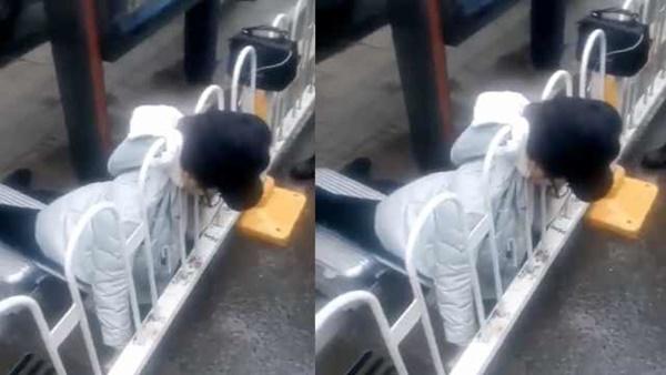Đang chờ xe buýt, cô gái chuẩn con nhà người ta bất cẩn trượt ngã vào lan can qua đời, hiện trường vụ tai nạn khiến ai cũng ám ảnh-2