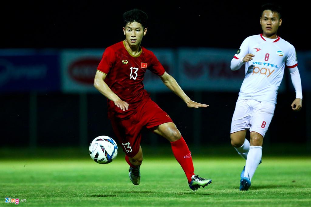 Tuấn Anh và những bất ngờ tuyển Việt Nam dành cho Malaysia-5