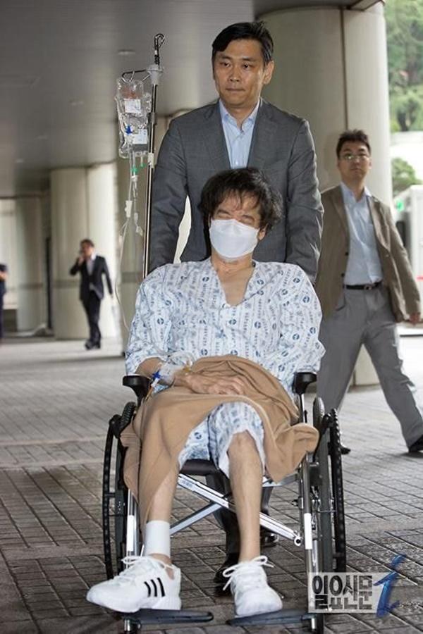 """Đế chế Samsung và căn bệnh di truyền đáng sợ mang tên teo cơ MÁC, thừa mứa"""" tiền quyền cũng không thể chữa khỏi-5"""