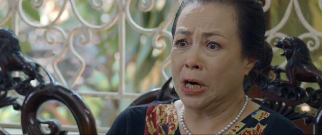Hoa hồng trên ngực trái tập 19: San là người gián tiếp hại bố chồng chết thảm khiến bà Kim coi con dâu như kẻ thù?-1