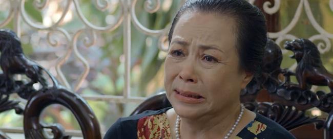 Hoa hồng trên ngực trái tập 19: San là người gián tiếp hại bố chồng chết thảm khiến bà Kim coi con dâu như kẻ thù?-2