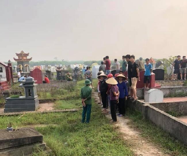 Vụ người phụ nữ tử vong ở nghĩa trang: Gia đình nạn nhân cung cấp nhiều tình tiết bất ngờ-1