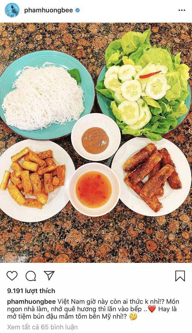 Giấu kín hôn phu đại gia, Phạm Hương sung sướng được người ấy chăm sóc, nấu món ăn đặc biệt-3