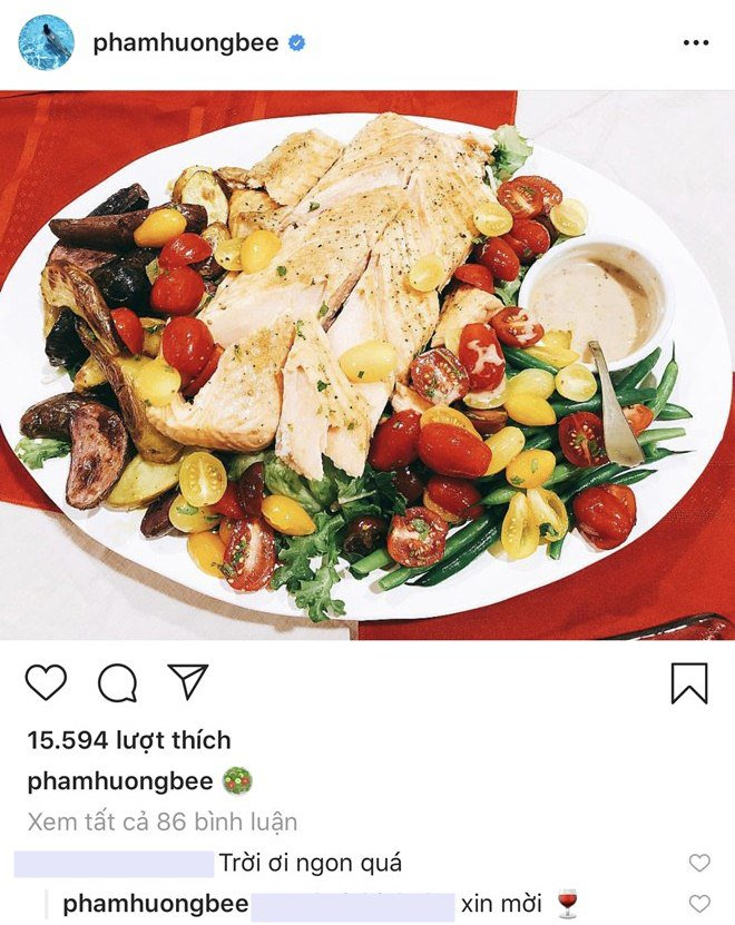 Giấu kín hôn phu đại gia, Phạm Hương sung sướng được người ấy chăm sóc, nấu món ăn đặc biệt-4