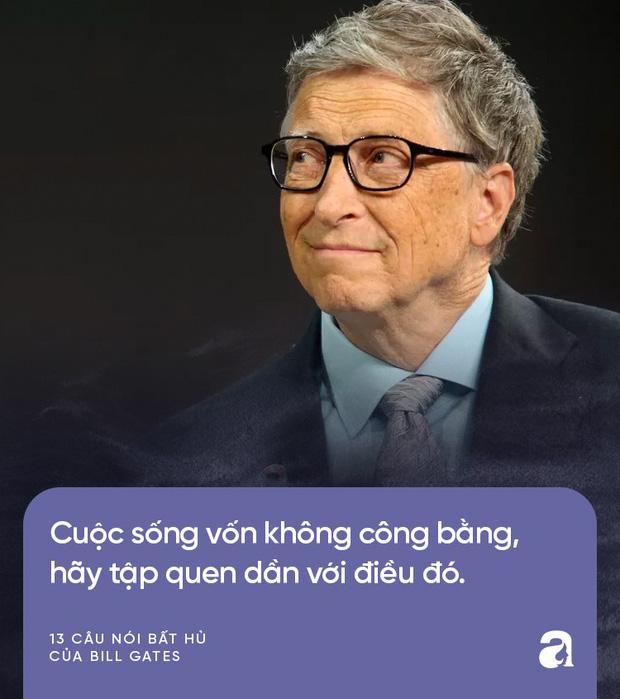 Từ những lời vàng của Bill Gates, cha mẹ hãy biến ngay thành bài học để dạy con thành công trong tương lai-1