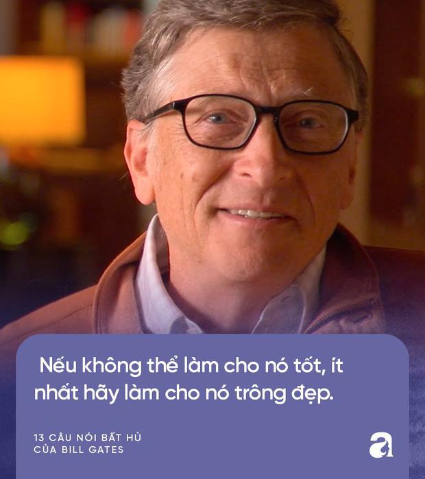 Từ những lời vàng của Bill Gates, cha mẹ hãy biến ngay thành bài học để dạy con thành công trong tương lai-4