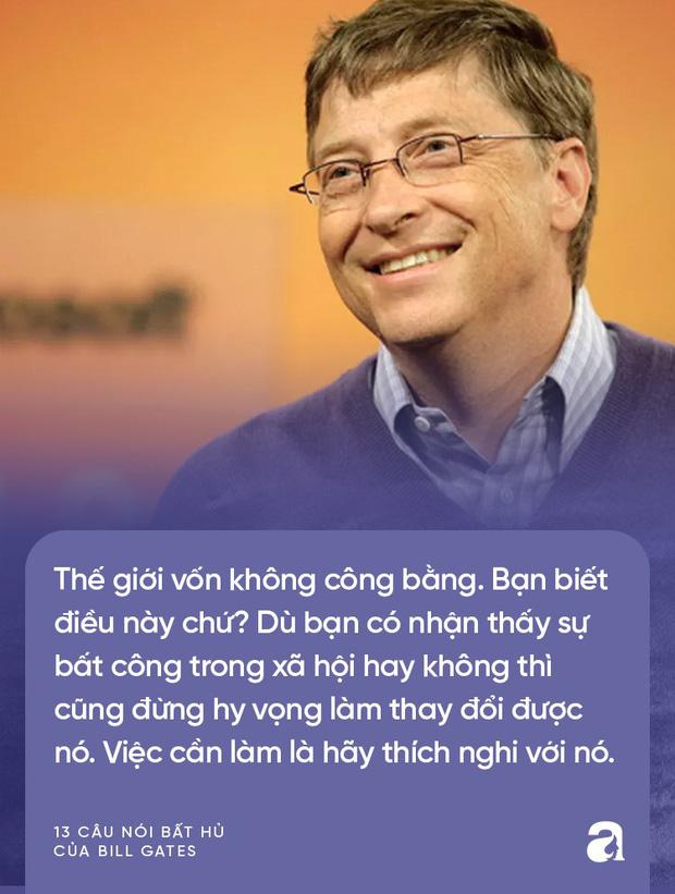 Từ những lời vàng của Bill Gates, cha mẹ hãy biến ngay thành bài học để dạy con thành công trong tương lai-10