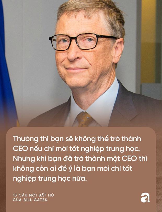 Từ những lời vàng của Bill Gates, cha mẹ hãy biến ngay thành bài học để dạy con thành công trong tương lai-11