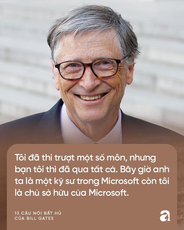 Từ những lời vàng của Bill Gates, cha mẹ hãy biến ngay thành bài học để dạy con thành công trong tương lai-5