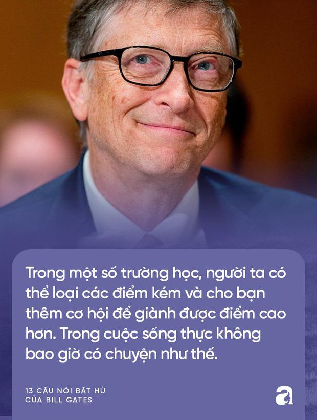 Từ những lời vàng của Bill Gates, cha mẹ hãy biến ngay thành bài học để dạy con thành công trong tương lai-8