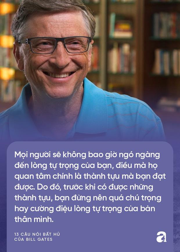 Từ những lời vàng của Bill Gates, cha mẹ hãy biến ngay thành bài học để dạy con thành công trong tương lai-12