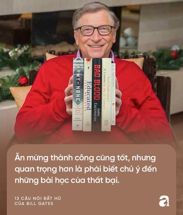 Từ những lời vàng của Bill Gates, cha mẹ hãy biến ngay thành bài học để dạy con thành công trong tương lai-13