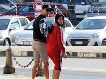 Ngắm hạnh phúc giản dị ngày thường của C.Ronaldo và bạn gái xinh đẹp