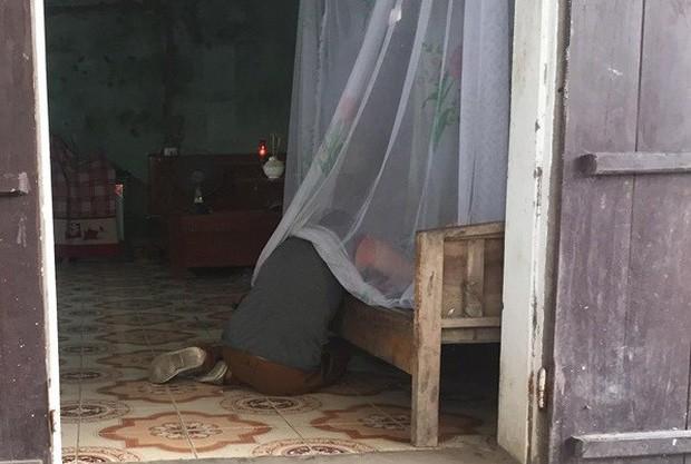 Người phụ nữ bị sát hại, phi tang xác ở nghĩa trang: Chồng cũ khóc thảm bên thi thể vợ-1