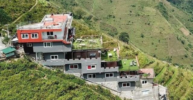 Thông tin mới nhất về việc xử lý tòa nhà 7 tầng trên đỉnh đèo Mã Pí Lèng-3
