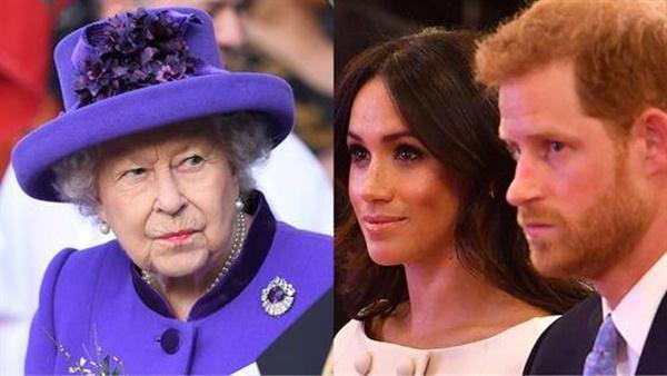 Nữ hoàng Anh bày tỏ thái độ không hài lòng với vụ kiện thiếu khôn ngoan của vợ chồng Meghan Markle-2