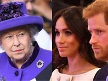 Nữ hoàng Anh bày tỏ thái độ không hài lòng với vụ kiện