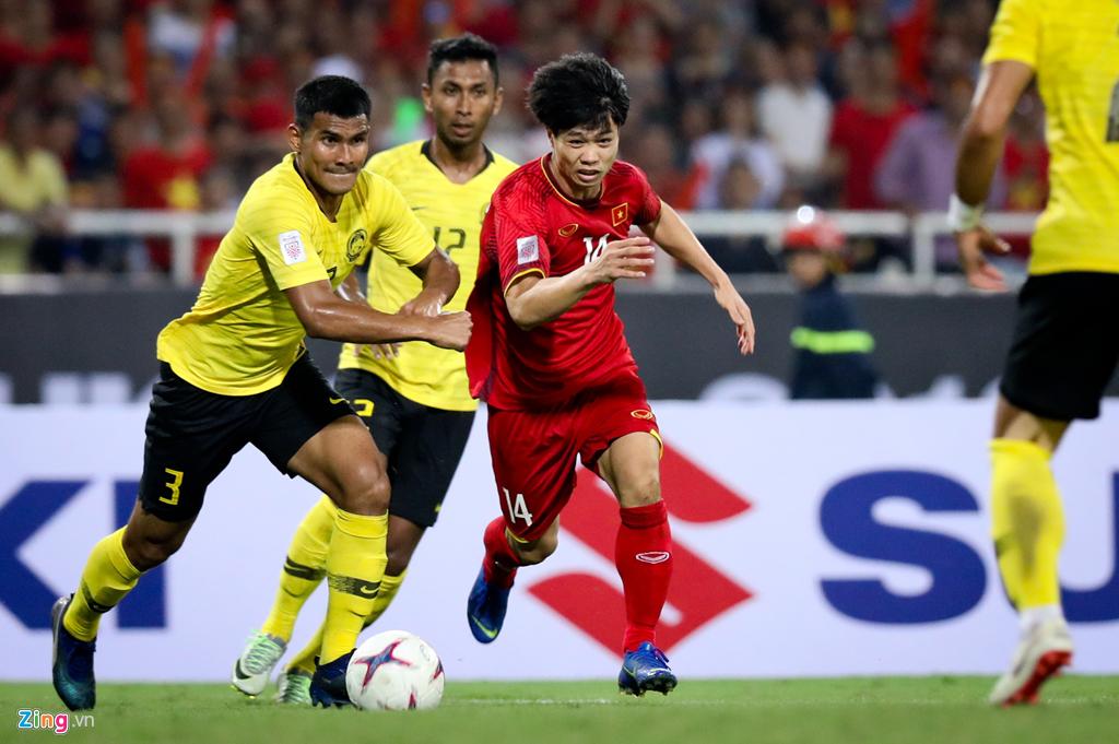 'Tuyển Việt Nam đang trên Malaysia một bậc'-1