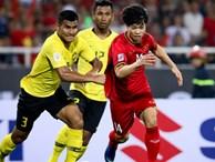'Tuyển Việt Nam đang trên Malaysia một bậc'