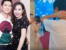 Hồ Hoài Anh lần đầu lộ diện cùng Lưu Hương Giang và con gái sau ồn ào ly hôn, đồ vật đặc biệt trên tay gây chú ý