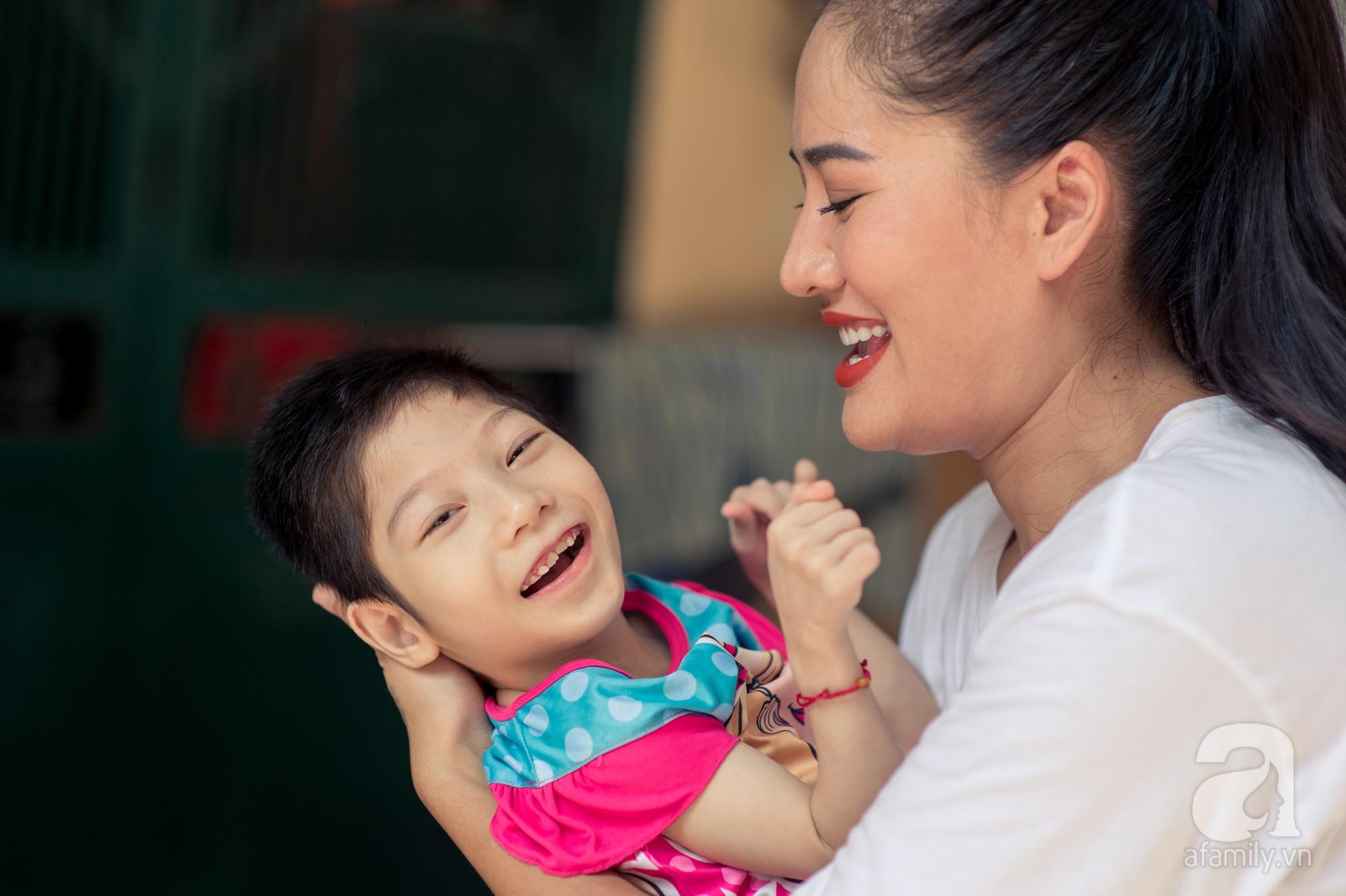 Minh Cúc Về nhà đi con kể về bạn trai từng nghĩ chỉ yêu chơi: Anh ấy muốn làm bố, nhưng tôi không thể sinh con-3