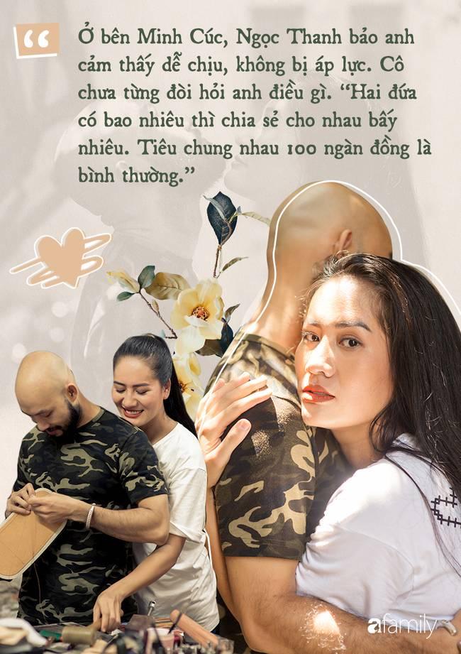 Minh Cúc Về nhà đi con kể về bạn trai từng nghĩ chỉ yêu chơi: Anh ấy muốn làm bố, nhưng tôi không thể sinh con-13
